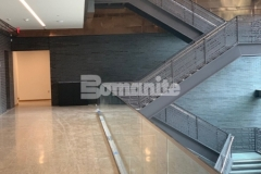 Our colleague Texas Bomanite utilized the Bomanite VitraFlor Custom Polishing System to create pristine polished concrete flooring throughout the Dallas Holocaust and Human Rights Museum and their precise application and stunning results earned them the 2019 Best Bomanite Custom Polishing Project Honorable Mention Award.