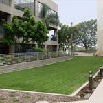 Bomanite Pervious Grasscrete Concrete